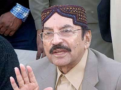 وزیراعلیٰ سندھ سے کور کمانڈر لیفٹیننٹ جنرل نوید مختار کی ملاقات