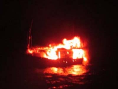 """""""مبینہ پاکستانی کشتی اڑانے کا تنازع"""" بھارتی کوسٹ گارڈ کے ڈی جی لوشالی ملازمت سے بھی برطرف"""