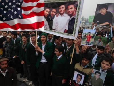 سانحہ اے پی سی کی برسی پر امریکا کا اظہار یکجہتی
