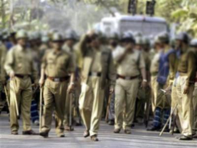 بھارتیوں نے مسلمانوں کو دہشت گرد قرار دے کر گرفتاری مہم شروع کر دی