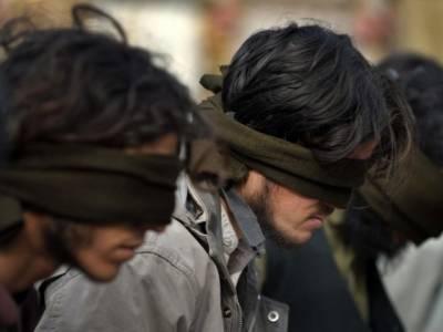 سیکورٹی فورسز کا سرچ آپریشن 22 مشکوک افراد گرفتار ، اسلحہ برآمد