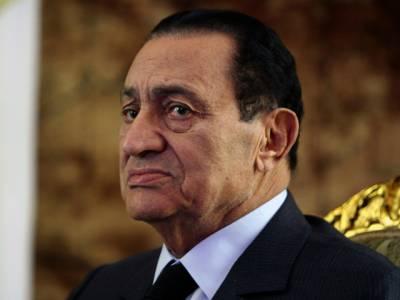 حسنی مبارک وفات پا چکے ، ہم شکل پر مقدمہ چلایا جارہا ہے ، مصری وکیل کا عویٰ