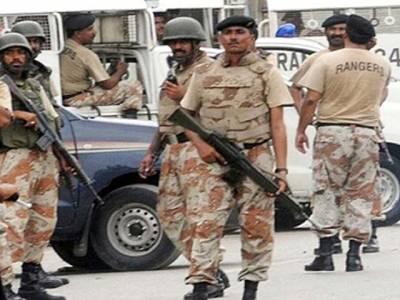 رینجرز کی کارروائی ،لانڈھی سے تین دہشتگرد گرفتار