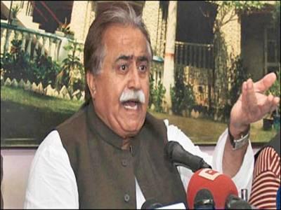جن کا جمہوریت میں کوئی حصہ نہیں وہ خرابی چاہتے ہیں، نواز شریف پورے پاکستان کے وزیر اعظم بنیں : مولا بخش چانڈیو