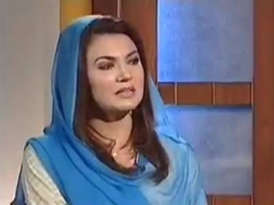 کوئی بھی پی ٹی آئی رہنماءعمران خان سے کھری بات نہیں کرتا:ریحام خان