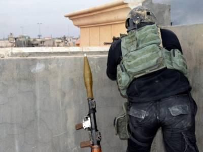 عراقی فوج کا رمادی پر داعش کا قبضہ ختم کرانے اور فتح کا جشن منانے کا اعلان