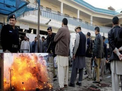 نادرا آفس مردان پر خود کش حملہ، ایف آئی آر درج، بمبار کے اعضاء ڈی این اے ٹیسٹ کیلئے بھیج دیئے گئے