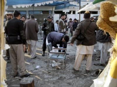 جاں بحق افراد کے ساتھ ایک زخمی کو بھی مردہ خانے بھیج دیا گیا