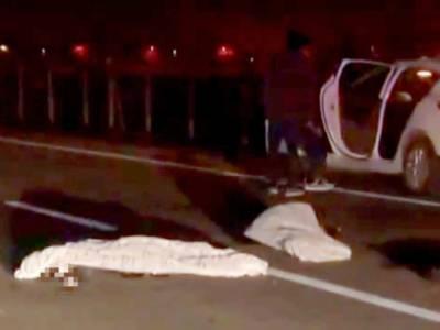 ترکی میں جہاز کے ساتھ سیلفی لیتے ہوئے 2 نوجوان ہلاک