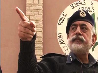 2015 میں خیبر پختونخوا میں دہشتگردی کے واقعات میں 55 فیصد کمی آئی ، پولیس رپورٹ