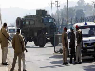 پٹھان کوٹ حملہ،فورسز کا آپریشن جاری،6 حملہ آور، لیفٹیننٹ کرنل سمیت 11 بھارتی فوجی ہلاک ،18 زخمی