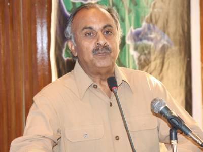 ضرب عضب کی کامیابی نے دشمن قوتوں کے ناپاک عزائم کو ملیامیٹ کر دیا ہے:سینیٹر جنرل (ر) عبدالقیوم