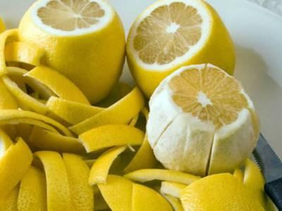 لیموں کے چھلکوں کا صحت کےلئے ایسا فائدہ کہ جان کر آپ آزمائے بغیر نہ رہ سکیں گے