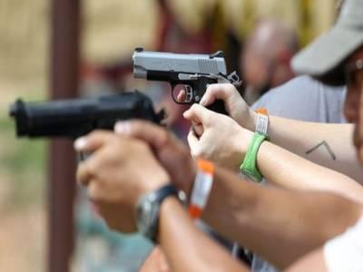 اسلحے کا غیر قانونی استعمال روکنے کے لیے صدارتی حکم نامہ تیار