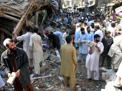 2015 کی سب سے بڑی خوشخبری، پاکستان میں دہشتگری کے واقعات میں 48فیصد کمی ہوئی ،رپورٹ