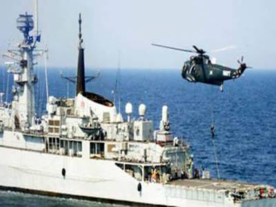 پاکستان، چین کی تیسری مشترکہ بحری مشقیں اختتام پذیر
