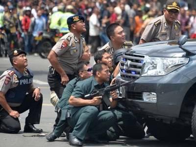 پاکستانی سفارتخانہ حملے کی جگہ سے بہت دور ہے،جکارتہ میں تمام پاکستانی موجود ہیں:سفارتی عملہ