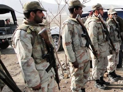 ایف سی اور حساس ادارے کاسمی اورتبجان میں سرچ آپریشن ،کالعدم تنظیم کے3شرپسند ہلاک