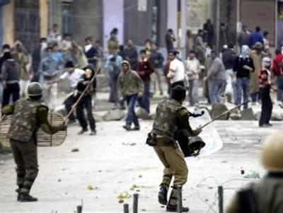 لاپتہ نوجوان کی ہلاکت کے خلاف احتجاج، مظاہرین اور پولیس میں جھڑپیں
