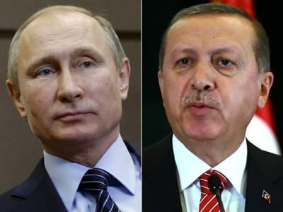 روس کا شام میں مشن کیا ہے؟ ترکی نے روسی صدر پیوٹن پر انتہائی سنگین الزام لگادیا، نیا تنازعہ پیدا ہوگیا