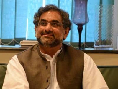 پنجاب میں گیس کی کمی 40فیصد ہے،سی این جی ، ٹیکسٹائل اور پاور سیکٹر کو فراہم نہیں کر سکتے: شاہد خاقان عباسی