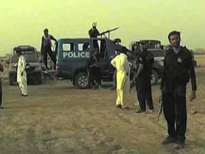 پنجاب میں دہشتگردوں اور جرائم پیشہ افراد کے خلاف آپریشن کا فیصلہ