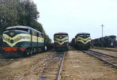 اسٹیشن ماسٹر ایسوسی ایشن نے راجہ عرفان کی گرفتاری پر تمام ریلوے سٹیشن پر ٹرینیں روک دیں