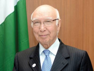1982اور2005ءکے معاہدے کے تحت پاکستان سعودی عرب کو دفاعی تعاون فراہم کرنے کا پابند ہے، سرتاج عزیز کا انکشاف