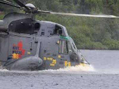امریکہ میں دو فوجی ہیلی کاپٹر ٹکرا کر تباہ ،12اہلکار لاپتہ ،تلاش جار ی
