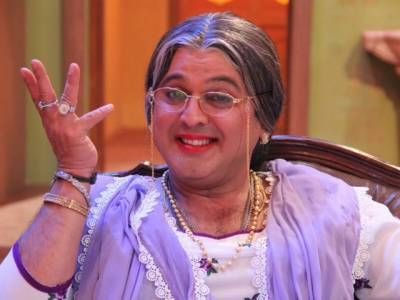 اب دادی کا کردار ادا نہیں کرو نگا: بالی ووڈ اداکار علی اصغر