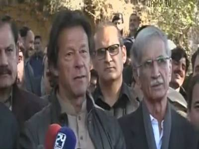 خیبر پختونخوا میں درخت، پنجاب میں میٹر و بس،اور نج ٹرین اگائی جارہی ہے:عمران خان