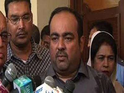 سندھ حکومت کے ہر غیر قانونی اقدام کی مخالفت کریں گے :خواجہ اظہار الحسن