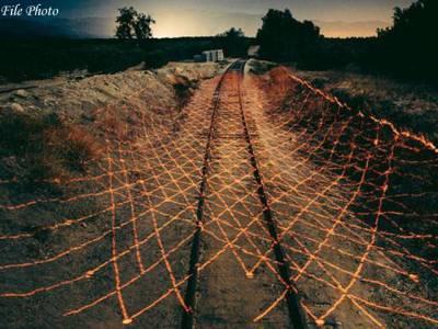 سرحد پر لیزر باڑ لگانے کا فیصلہ دہشتگردی کنٹرول کرنے کیلئے کیا: بھارت