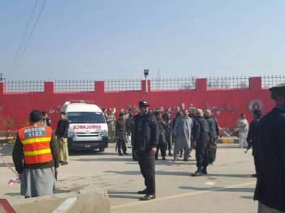 باچا خان یونیورسٹی پر دہشتگردوں کا حملہ،وزیراعظم نواز شریف کا کل پورے ملک میں سوگ کا اعلان