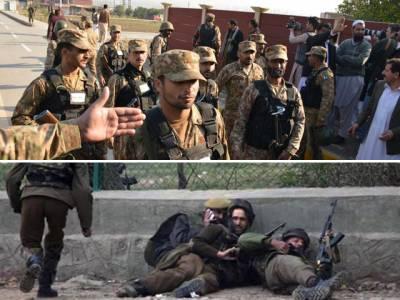 پٹھانکوٹ اور باچا خان یونیورسٹی حملہ،بھارتی فوج اور پاک فوج کی کارکردگی میں زمین آسمان کا فرق