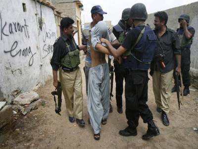 کراچی فائرنگ کے واقعات میں 4 افراد جاں بحق، ٹارگٹ کلر سمیت 19 ملزم گرفتار