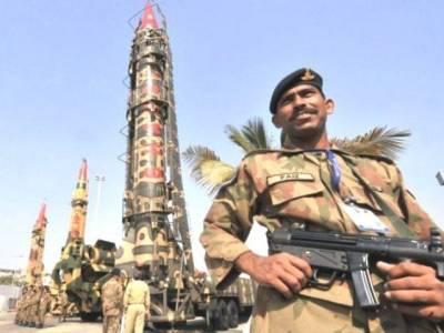 پاکستان کے پاس موجود ایٹمی ہتھیاروں سے متعلق بڑا دعویٰ سامنے آگیا