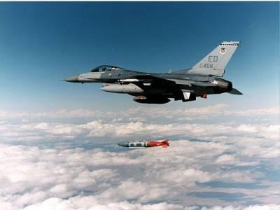 امریکہ و عراق میں 95 ملین ڈالر کے سمارٹ بموں کی فروخت کا معاہدہ