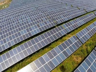 شمسی توانائی کی موجودہ بجلی نظام میں براہ راست شمولیت،چین پی وی توانائی صلاحیت میں سرفہرست آ گیا