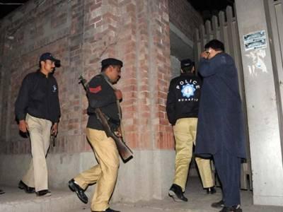 رائے ونڈ اور لاہور کے مختلف علاقوں میں پولیس کا سر چ آپریشن ،متعدد مشتبہ افراد گرفتار