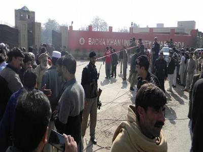 سانحہ باچاخان یونیورسٹی، تحقیقاتی کمیٹی کی وی سی ، سیکیورٹی انچارج کو برطرف کرنے کی سفارش