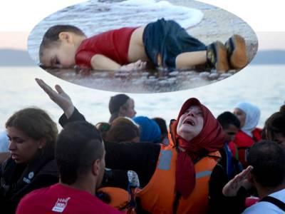'ایلان کردی کی قربانی رائیگاں'،ترکی میں 5بچوں سمیت مزید33افراد ڈوب کر ہلاک
