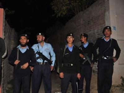 اسلام آباد میں پولیس کا سر چ آپریشن ،66مشتبہ افراد گرفتار