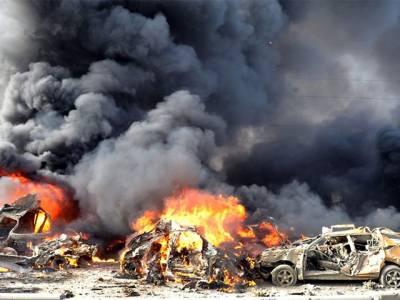 شام کے دارالحکومت میں 2بم دھماکے،80سے زائد افراد جاںبحق،متعددزخمی