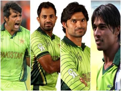 پاکستانی ٹیم نے نیوزی لینڈ کے خلاف تیسرے ون ڈے میں انوکھا ریکارڈ قائم کر دیا