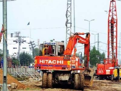 میٹرو ٹرین منصوبے پر دوران کام ایک اور مزدور جاںبحق، مجموعی تعداد 5ہو گئی