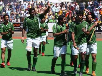 ہاکی شائقین کیلئے اچھی خبر آگئی: ایشین گیمز میں پاکستان کی ہاکی ٹیم نے بھارت کو شکست دیدی