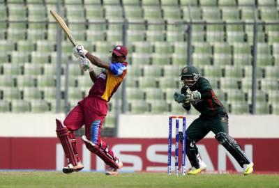 انڈر 19 ورلڈکپ: ویسٹ انڈیز نے سیمی فائنل میں میزبان بنگلہ دیش کو 3 وکٹوں سے شکست دیدی