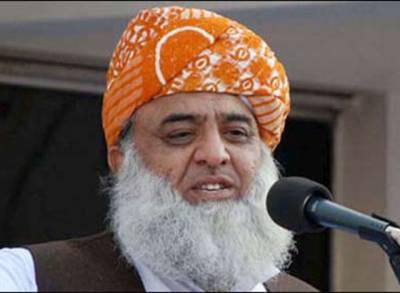 لاشیں گرانے اور بھتے لینے کو جہاد کا نام دیا جا رہا ہے :مولانا فضل الرحمان