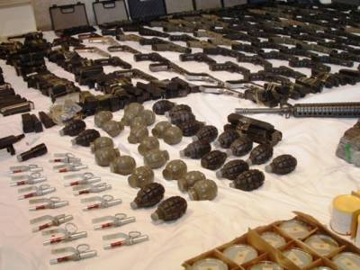 دھماکہ خیز مواد و غیر قانونی اسلحہ کیس، عدالت نے متحدہ کے ایک اور کارکن پر فرد جرم عائد کر دی